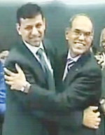Reserve Bank of India governor, Raghuram Rajan