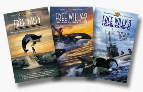 Free Willy - Todos os 3 Filmes 1997 Filme 1080p 720p Bluray FullHD HD completo Torrent