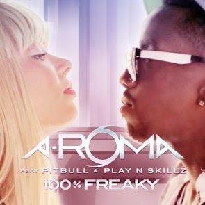 A-Roma - 100% Freaky