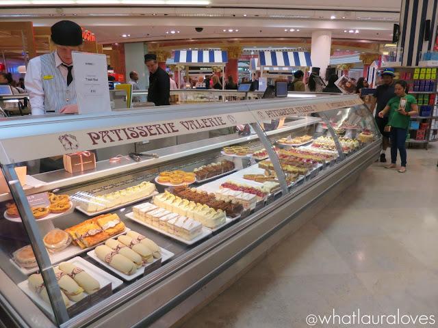 Cool picture of makeup selfridges centre