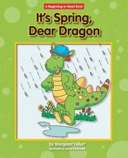 bookcover of It's Spring, Dear Dragon  (Dear Dragon)  by Margaret Hillert