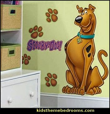 Decorating theme bedrooms - Maries Manor: scooby doo theme bedroom ...