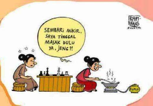 tentang wanita-wanita Indonesia yang hebat-hebat dibuka seluas-luasnya
