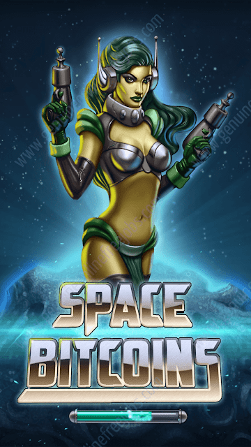Space Bitcoins game
