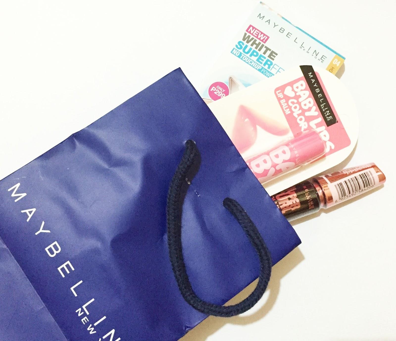 Maybelline Hypercurl Mascara Giveaway