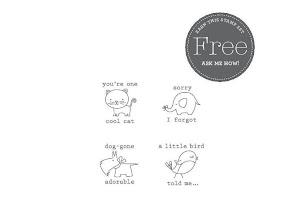 Petite Perks For Free!