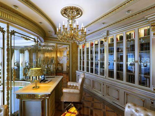 american luxury home interior designs