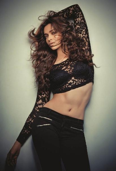 Deepika Padukone magazine scans