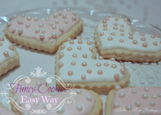 Fancy Cookies the EASY WAY