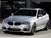 BMW 3-Series bmw series gran turismo front angle
