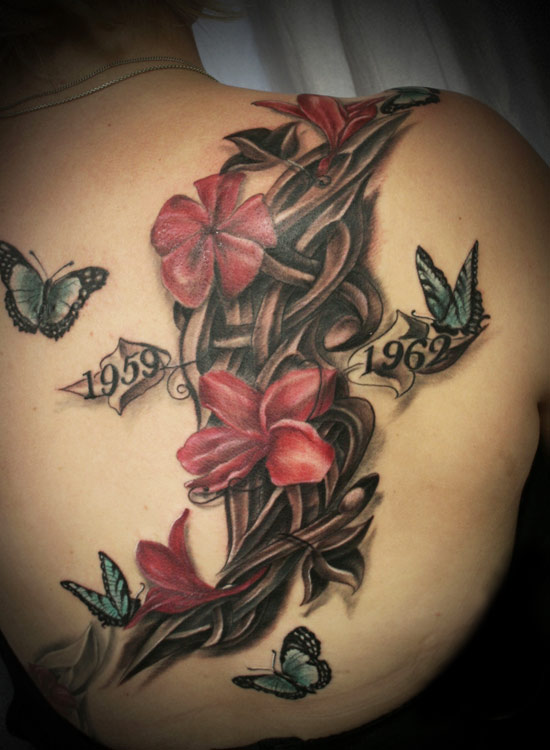 tattoo pictures design idea all types of flower tattoo