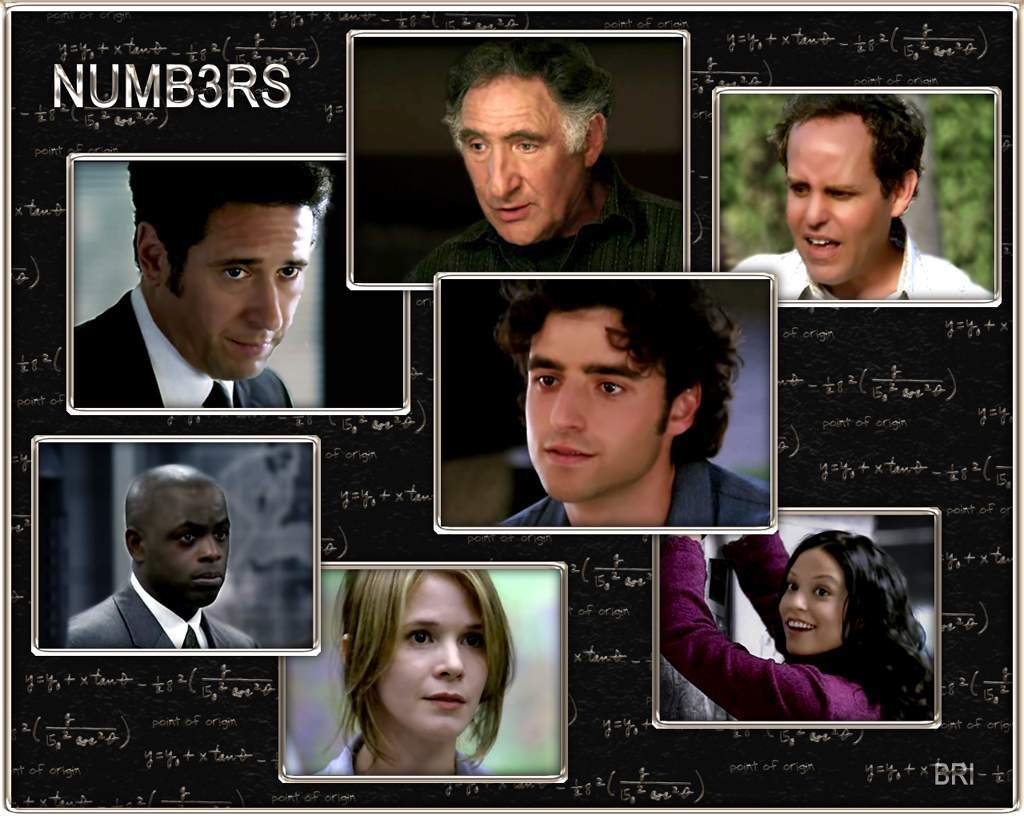 Numbers Tv Show Cast Numb3rs is a crime drama whereNumbers Tv Show