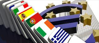crise euroland monnaie PIIGS zone euro