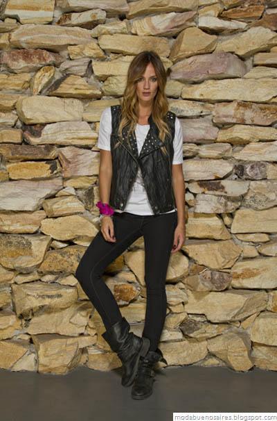 Vov Jeans Moda otoño invierno 2012. Lookbook.