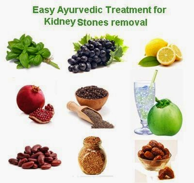 Kidney Stones - Its Natural Remedies and Ayurvedic Treatment