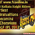 Winners of IPL SEASON-5