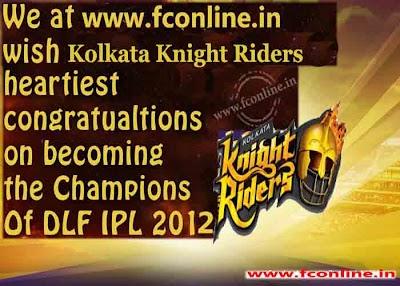 Winners of IPL SEASON-5