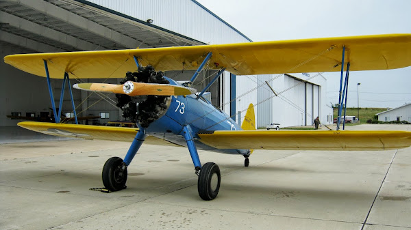 Stearman Biplane