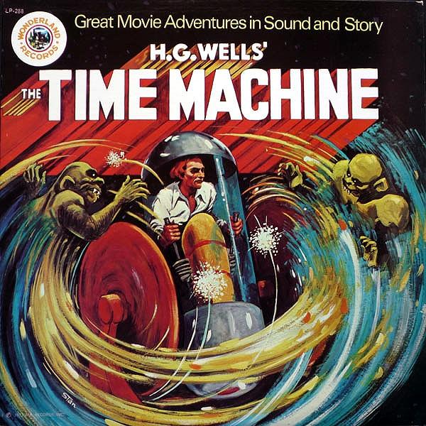 Amazon.com: The Time Machine (Wisehouse Classics Edition ...