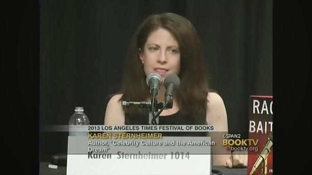 Karen Sternheimer: Celebrity Culture and the American Dream