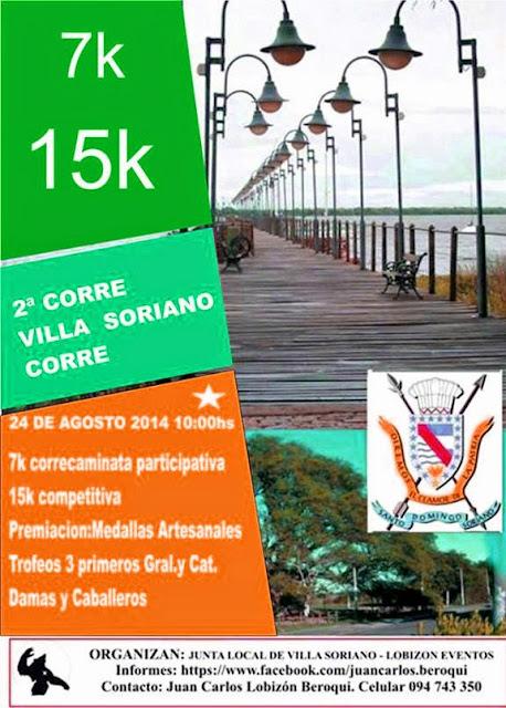 15k y 7k Villa Soriano (Soriano, 24/ago/2014)
