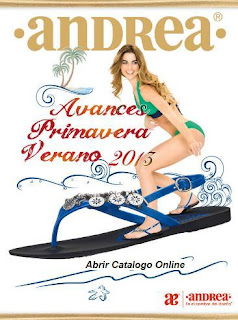 catalogo andrea avance P-V 2013