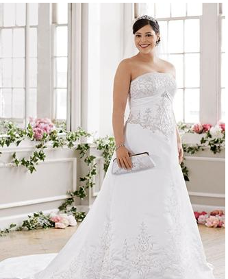 3 Tipps für die Auswahl der Brautkleider in Übergrößen - Beste ...