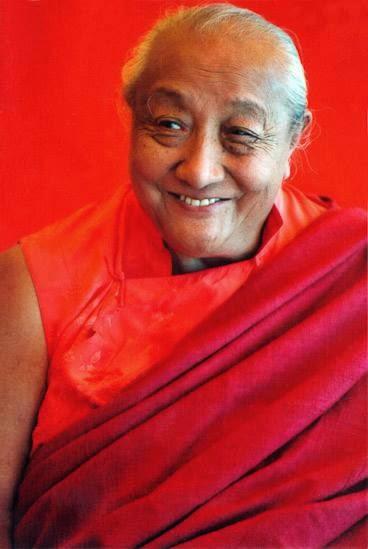 Tibetan Master, Dilgo Khyentse Rinpoche