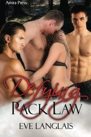 Review: Defying Pack Law by Eve Langlais