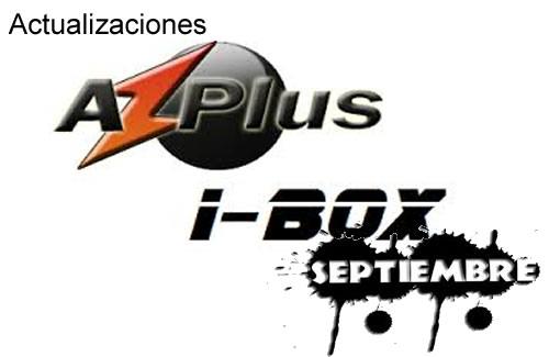 Solución Alternativa I-box Azplus 04 Septiembre 2013