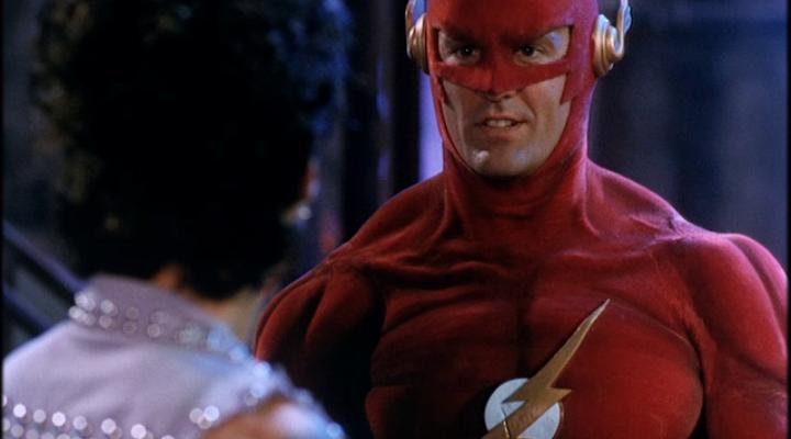 Barry Allen Flash Ring In Movie