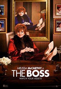 Bà Chủ Mạnh Mẽ - The Boss