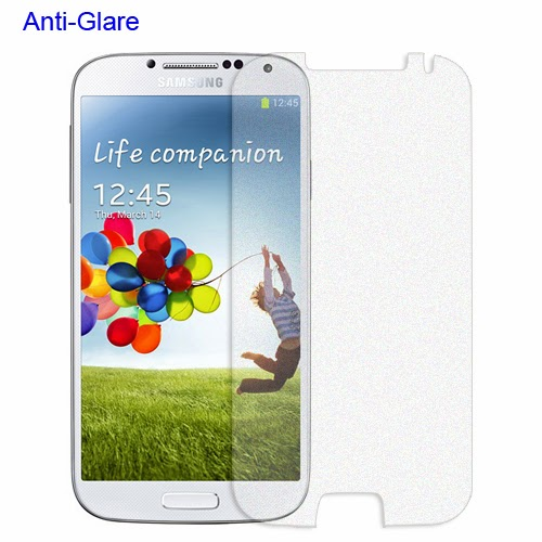 Anti-Glare Frosted Screen Protector for Samsung Galaxy S 4 IV i9500 i9505