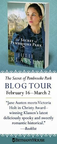 Pembroke Blog Tour
