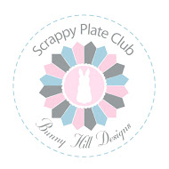 Bunny Hill Scrappy Plate Club
