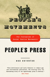 Book cover: People's Movement, People's Press by Bob Ostertag