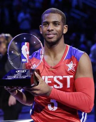 CP3 All Star MVP