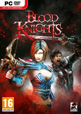 Cover Of Blood Knights Full Latest Version PC Game Free Download Mediafire Links At Downloadingzoo.Com
