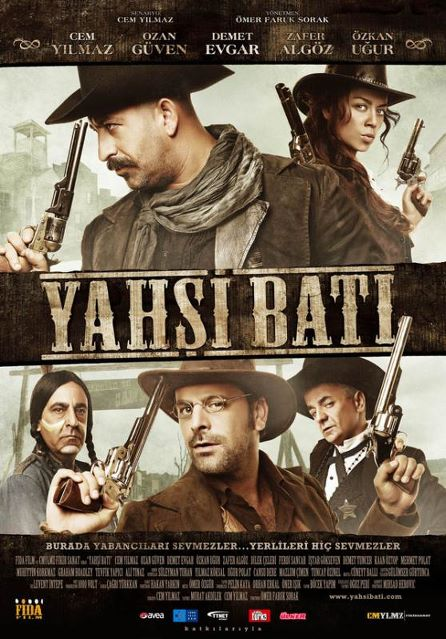 Cao Bồi Xứ Ottoman - The Ottoman Cowboys Yahsi Bati