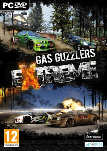 Download - Jogo Gas Guzzlers Extreme-RELOADED PC (2013)