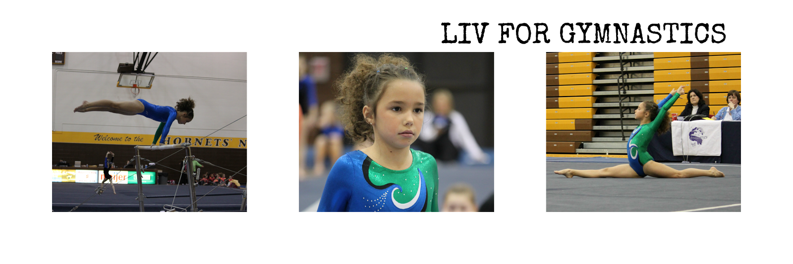 Liv for Gymnastics