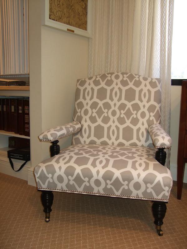 Lee Jofa Chair And Fabric