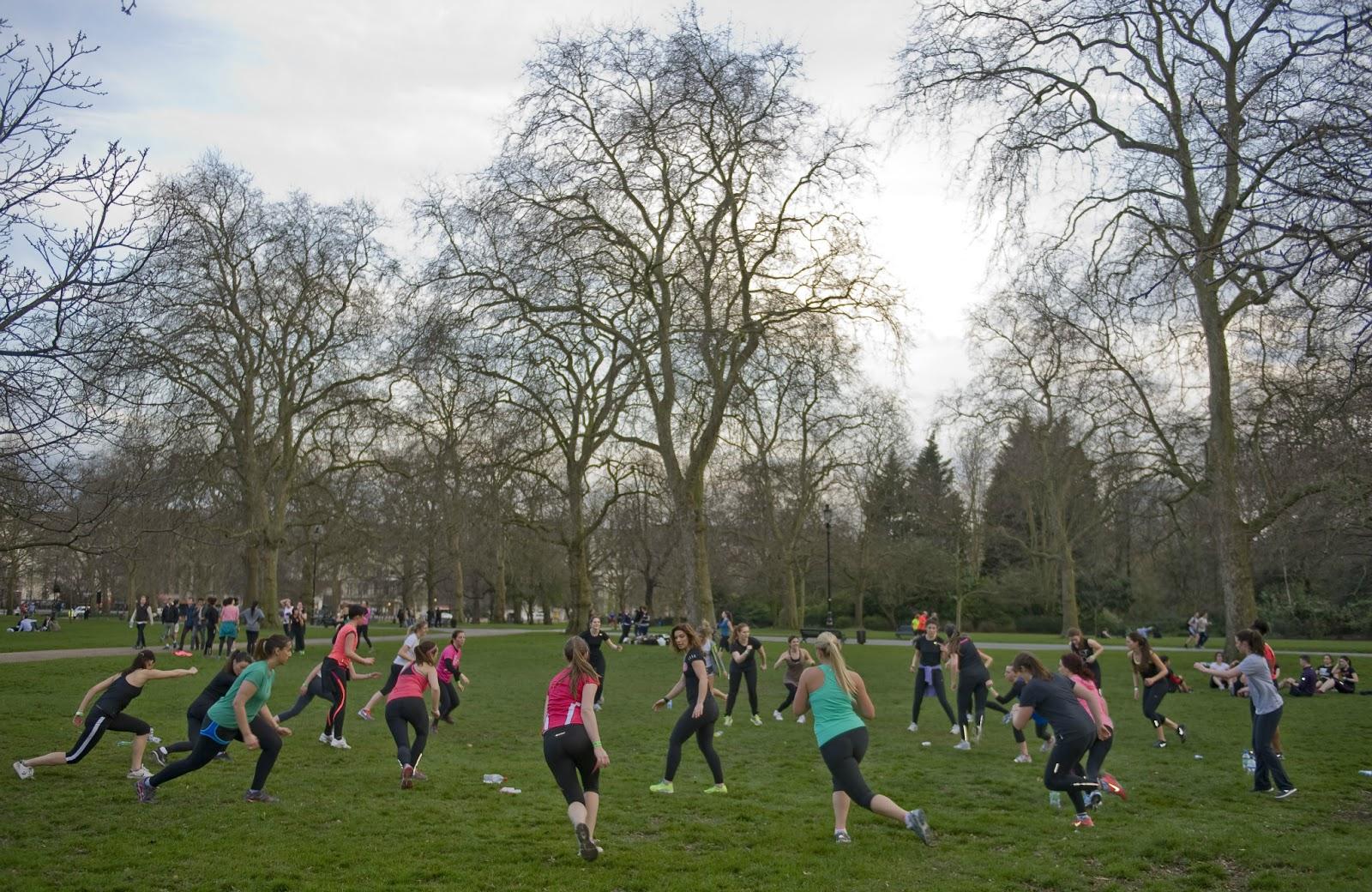 active launch for hip flexors