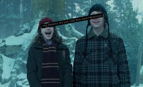 Sheep Are Forever: Harry Potter Post Secret?