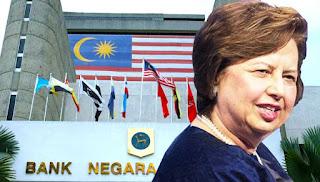 Usaha jatuhkan Zeti gagal, petanda kerajaan Najib tertekan – Zam