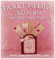 Ticket To Love Blog Hop