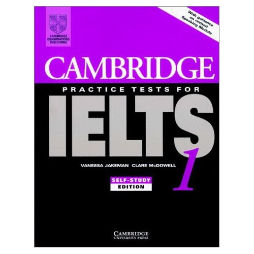 Cambridge Practice Tests for IELTS 1