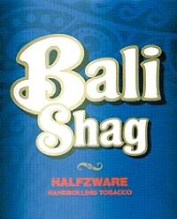 Bali Shag HALFZWARE ( バリシャグ ハーフスワレ ) のパッケージ画像