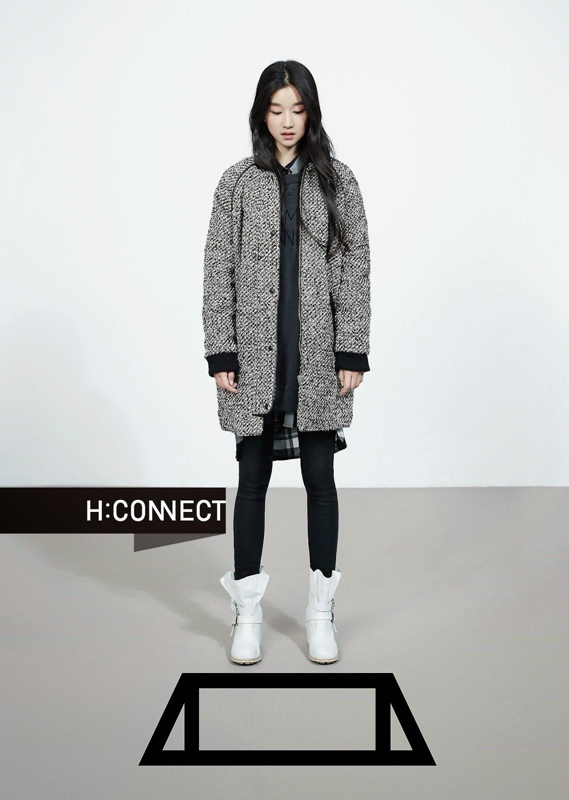 Seo Ye Ji - H Connect Fall Winter 2014