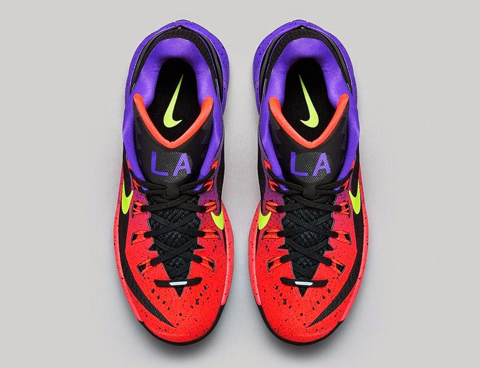 Nike Hyperdunk  - Los Angeles
